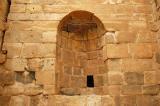 Niche in the Temple of Minerva, Sbeitla