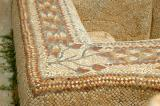 Mosaic detail from the baptistry, Church of Vitalis