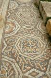 Mosaic floor, Church of Vitalis, Sbeitla