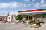 Gas station in Gafsa