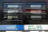 Super and Unleaded 95 for 1.05 Tunisian dinars per liter (€0.62), US$2.99 per gallon