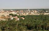 Nefta, a palm oasis 23 km SW of Tozeur