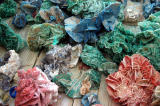 Other minerals for sale, most from deeper in the Sahara