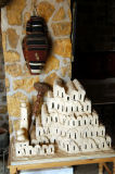 Model of a ksar, Hotel Mabrouk
