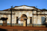 Colonial era building dating from 1929, Portal Ave, Kampala
