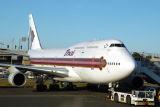 Thai Airways Boeing 747-400 at Sydney (HS-TGR)