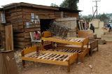 Carpentry workshop along Hoima Road, Kampala