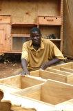 Cabinet maker, Hoima Road, Kampala