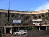 National Theatre and the Alliance Francaise