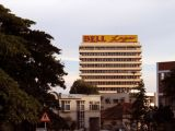 Bell Lager building, Kampala