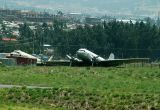 DC-3's at Addis Ababa, Ethiopia