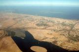 The end of Dubai Creek