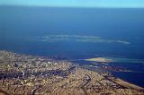 Dubai with Deira, the Creek and the World