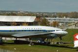 Lufthansa Lockheed Constellation D-ALEM on display at MUC