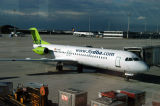 Fly DBA Fokker F100 (D-AGPR) at MUC