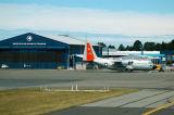 United States Antarctic Program, Christchurch Airport, New Zealand