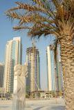 Burj Dubai Residences complete