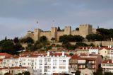 Castello de São Jorge seen from Barrio Alto