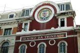 Teatro da Trindade, Rua da Misericórdia