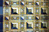 Azulejo tiles, Igreja São Roque