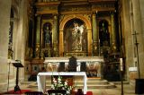 Main altar, Side chapel, Igreja São Roque