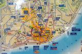 Lisbon public transit map