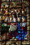 Stained glass, Igreja de Santa Marina
