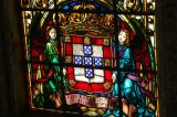 Stained glass, Igreja de Santa Maria