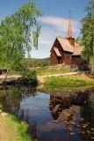 Maihaugen Open Air Museum (skansen) Lillehammer