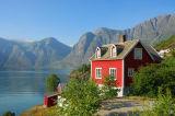 Bergen to Sogndal