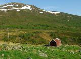 Highlands, Aurlandsvegen