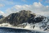 Grasdalsegga mountain from Dalsnibba mountain road