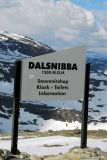 Dalsnibba summit, 1500m above Geirangerfjord
