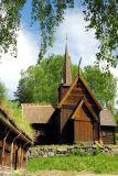 Garmo-Stabskirche, Freilichtmuseum Maihaugen