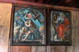 Interior, Garmo Stave Church