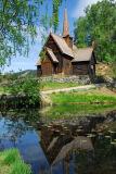 Garmo stavkirke, Maihaugen