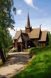 Garmo stave church, Maihaugen