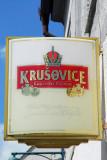 Krušovice Královský Pivovar - a fine Czech beer