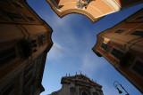 Circumzenithal Sant'Ignazio, Roma