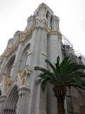 Nice/ Quand les cathédrales étaient blanches (et les cieux aussi)