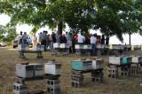Tri-County Beekeepers Meeting at Keeney Apiaries