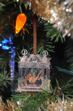 Fireplace ornament