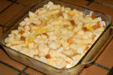 baked french toast preparation