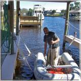 Retrieving Hurricane Anchor