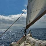 Ft. Lauderdale to Miami via the Atlantic Ocean