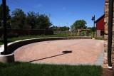 Rear Garden Plaza