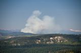 Start of the Bar Fire Plumas NF