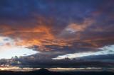 Sierra Buttes Sunrise19 Sept 10 0645 Hrs