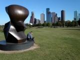 Sculpture and Skyline