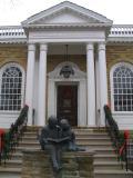 Entrance detail-Granville Public Library-Granville OH.JPG